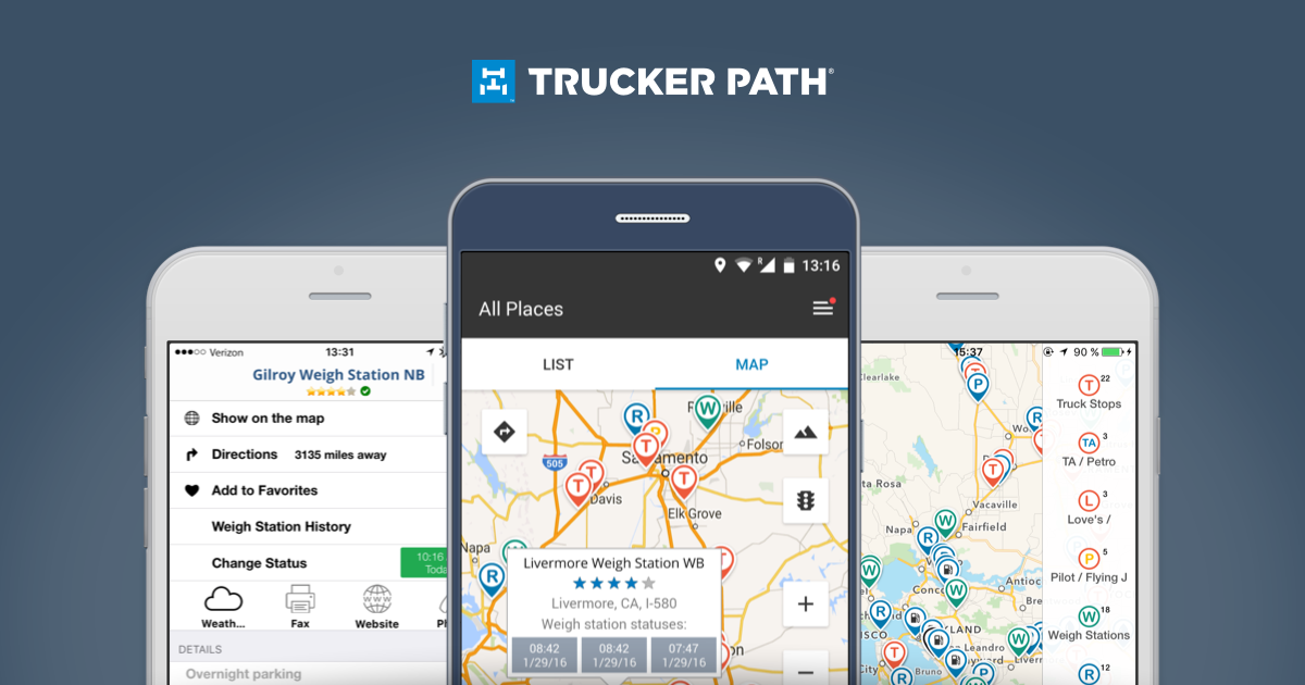 Partner with Trucker Path