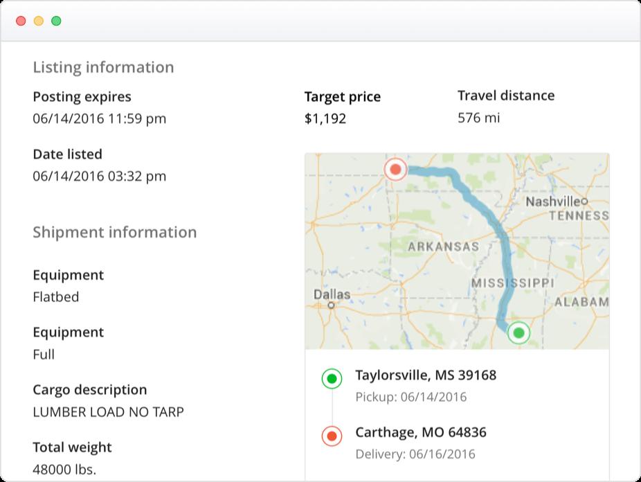 Freight Broker Software | Truckloads