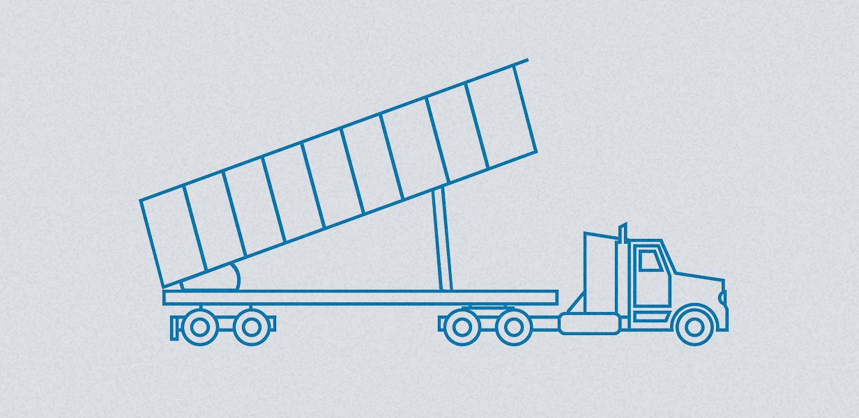Types of Truck Freight