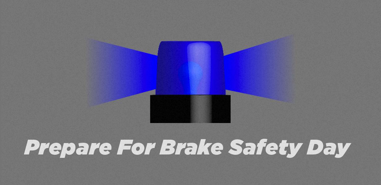 CVSA Brake Safety Day