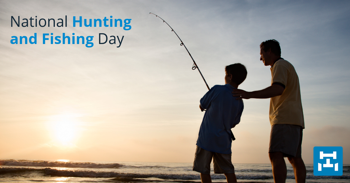 Get ready for National Hunting and Fishing Day
