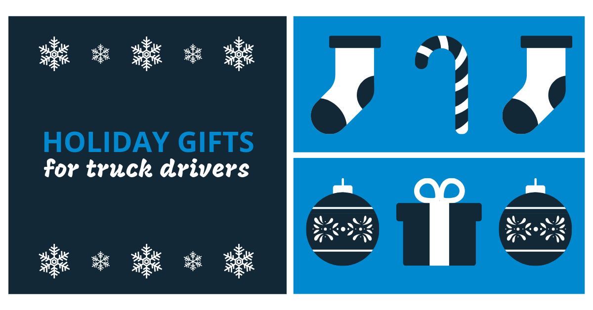 Looking for the best gifts for truck drivers this holiday season?