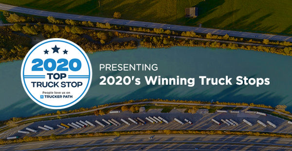 2020 Trucker's Choice Award