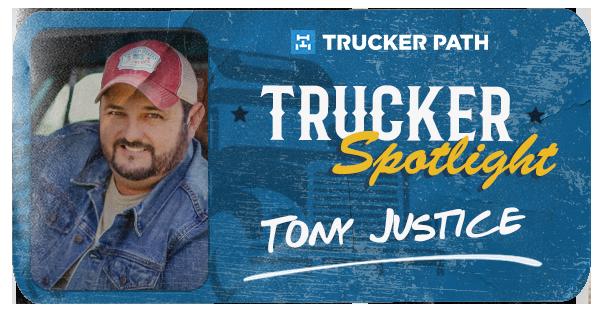 Trucker Spotlight - Tony Justice